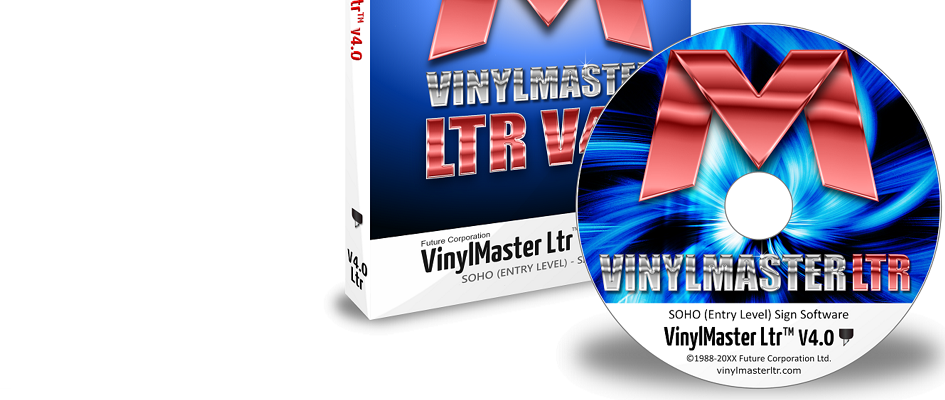 VinylMaster Software – V4 Letter Edition