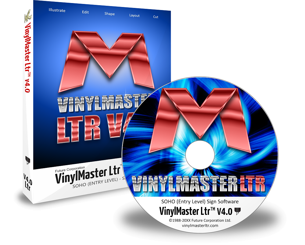 VinylMaster Ltr - Box Set